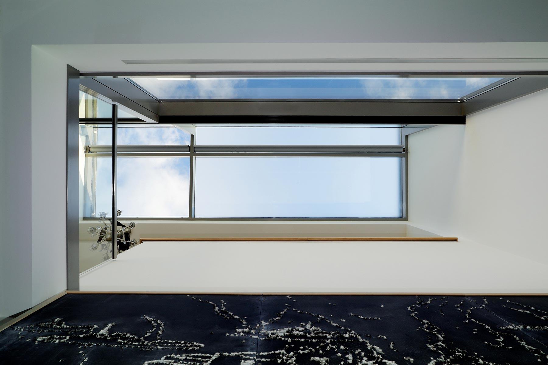 aufstockung und kernsanierung einfamilienhaus wilkin. Black Bedroom Furniture Sets. Home Design Ideas